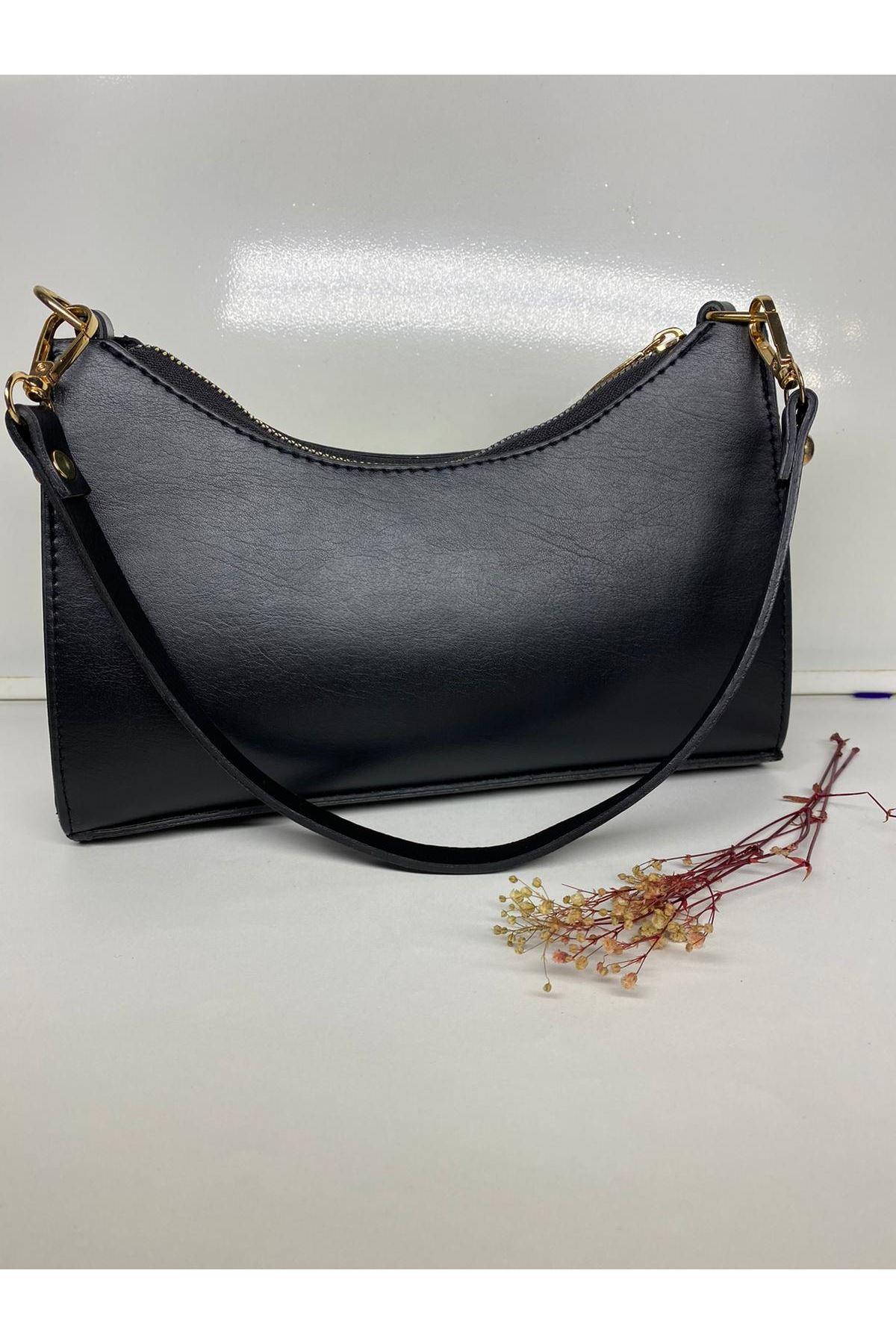 Zara Model Çanta - Siyah